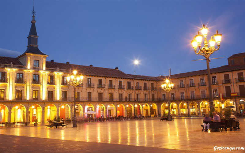 Plaza Mayor,Madrid
