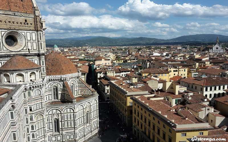 Piazza del Duomo;floransa