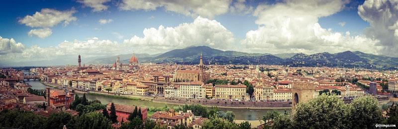 Piazzale Michelangelo,Floransa