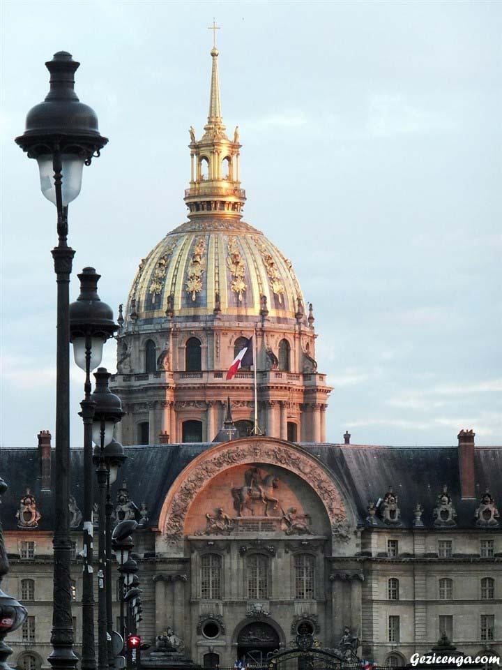 Les İnvalides, Paris
