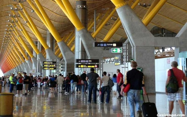 Madrid Havaalanı Şehir Merkezi Ulaşım