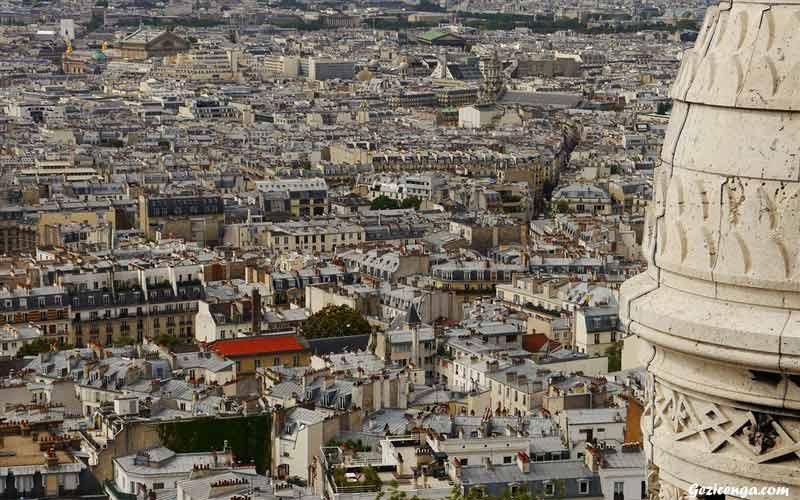 Sacre Coeur Bazilikası Paris-Bilgiler-Ulaşım