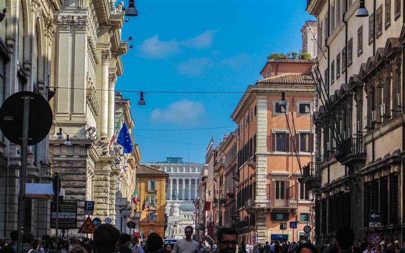 Piazza del Popolo,Roma
