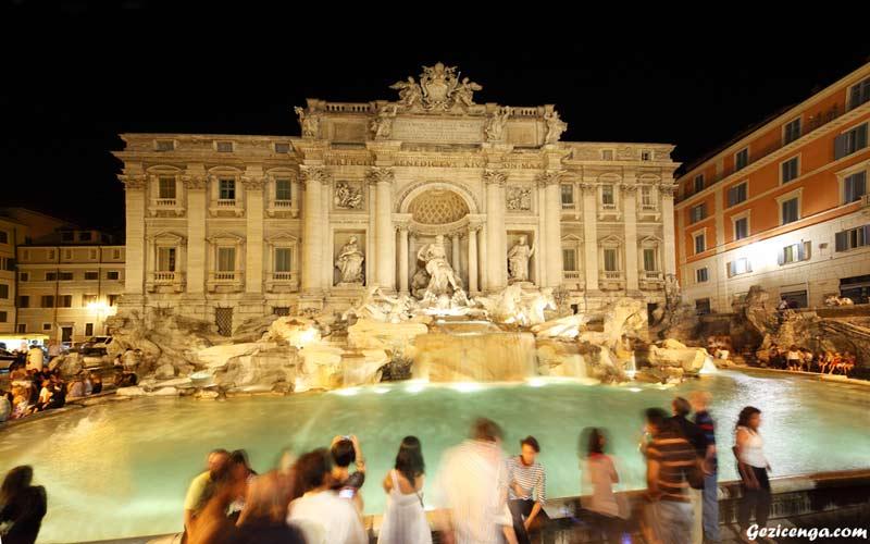 Roma'da Görülmesi Gereken En Önemli 7 Yer