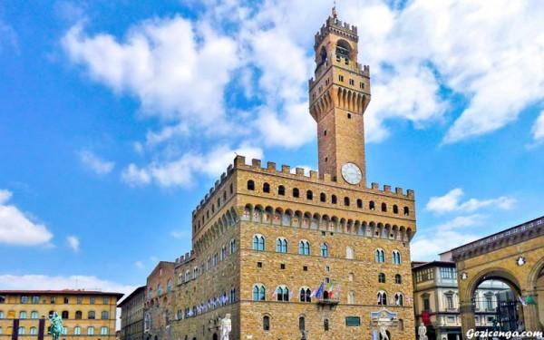 Palazzo Vecchio,Floransa