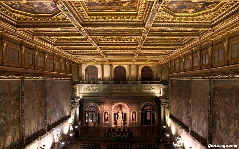 Palazzo Vecchio Floransa