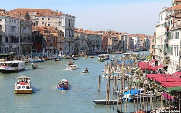 Büyük Kanal,Venedik