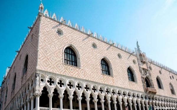 Dükler Sarayı,Venedik
