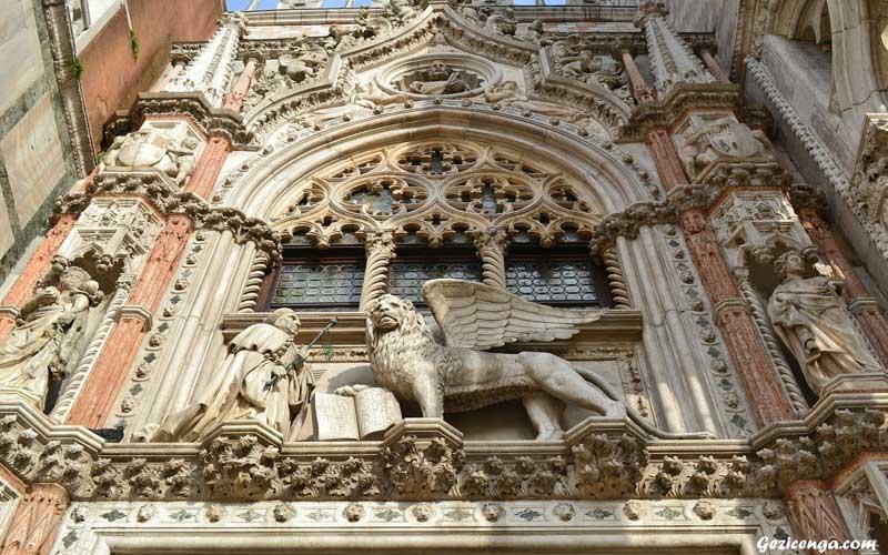 Dükler Sarayı, Venedik