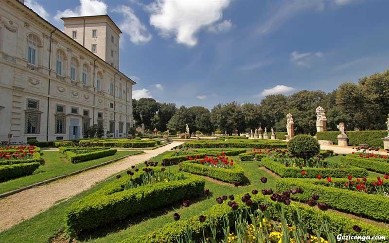Villa Borghese,Roma