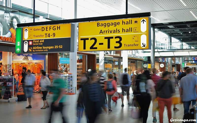 Viyana Havaalanı Şehir Merkezi Ulaşım
