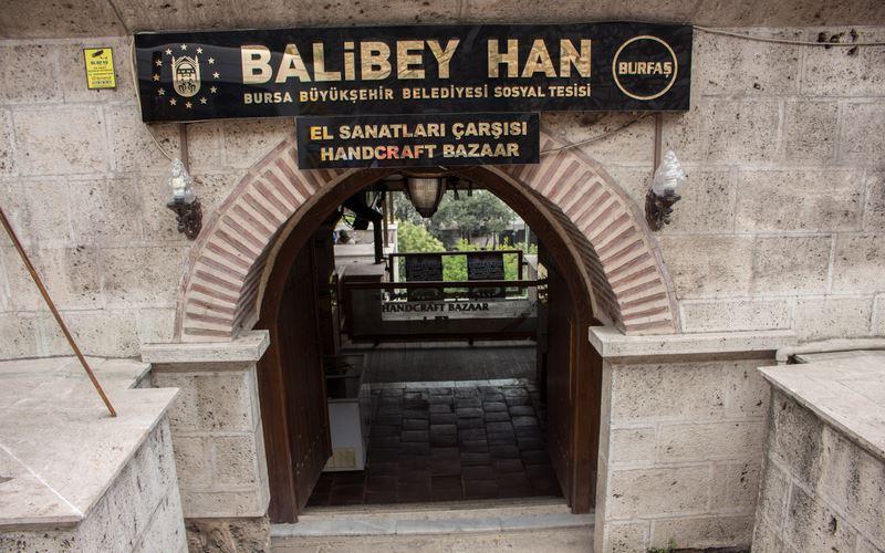Balibey Han Bursa