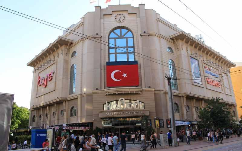 Eskişehir'de Alışveriş