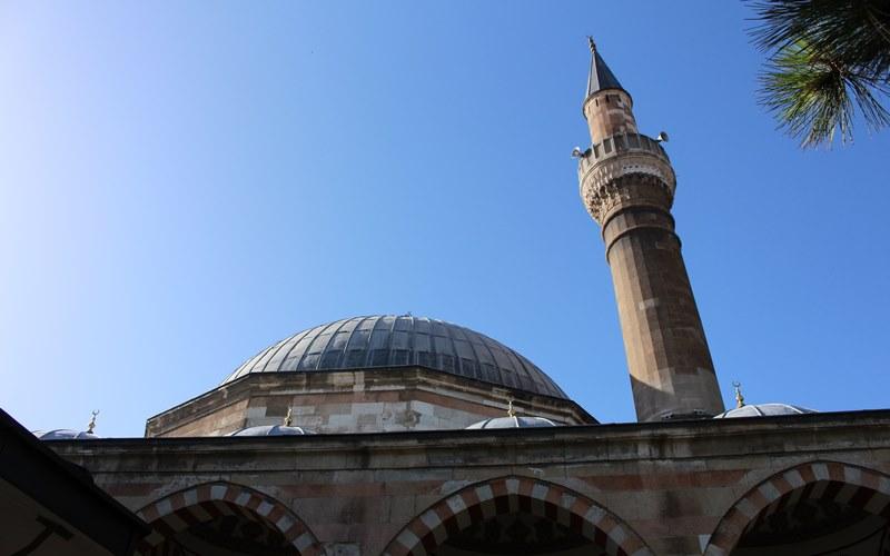 Kurşunlu Camii ve Külliyesi, Eskişehir