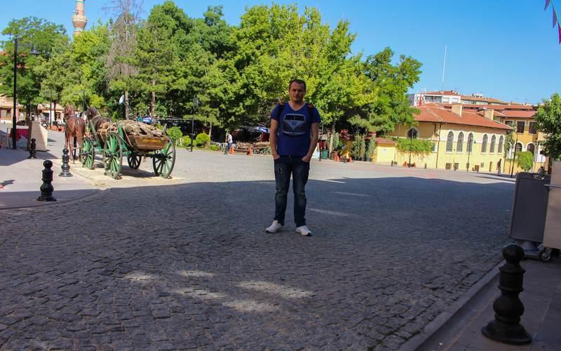 Odunpazarı Evleri Eskişehir