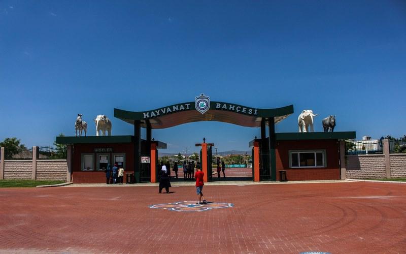 Sazova Parkı,Eskişehir