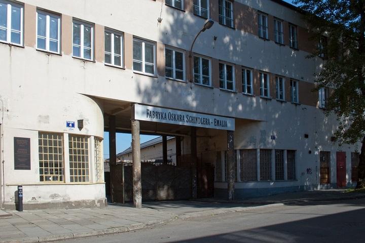 Krakow Tarihi Yerler - Schindler's Factory