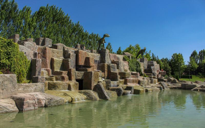 Sazova Parkı Eskişehir