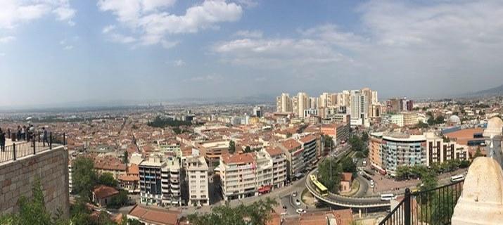 Bursa Tophane Parkı