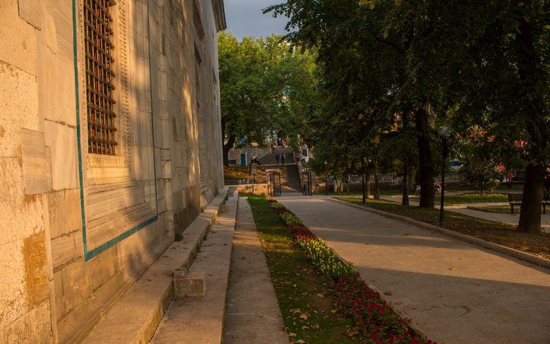 Bursa Yeşil Camii Fotoğrafları
