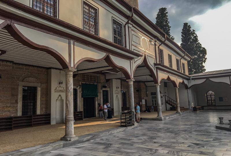 Emir Sultan Camii ve Külliyesi, Bursa  Gezi Cenga