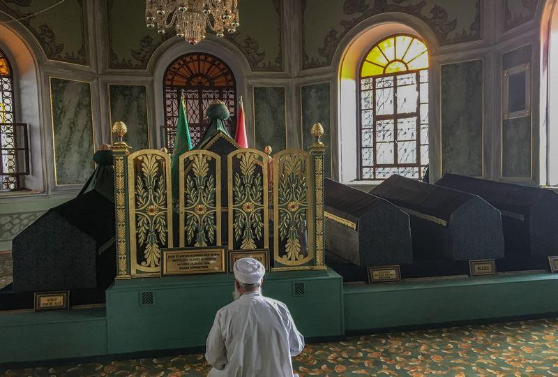 Emir Sultan Camii ve Külliyesi