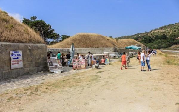 Namazgah Tabyası Çanakkale