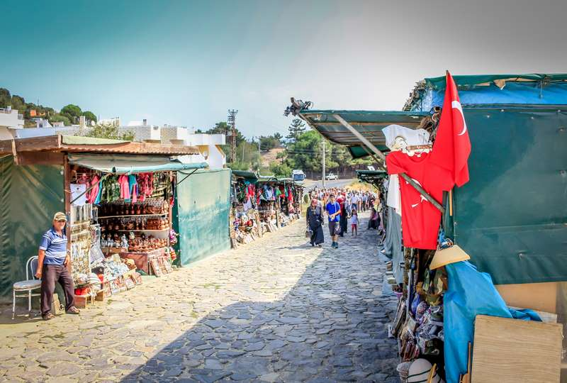 Mecidiye Tabyası Seyit Onbaşı Anıtı Çanakkale