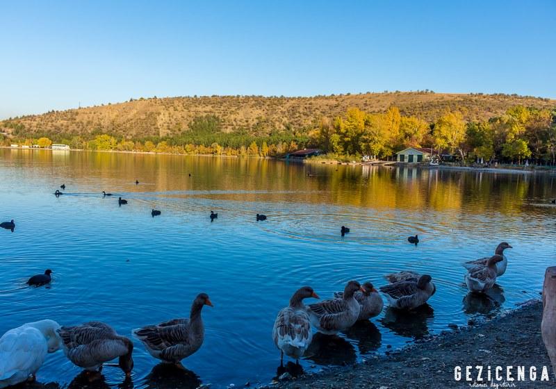 Eymir Gölü Ankara