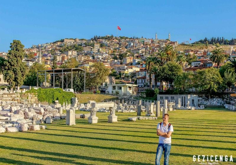 Agora Antik Kenti İzmir