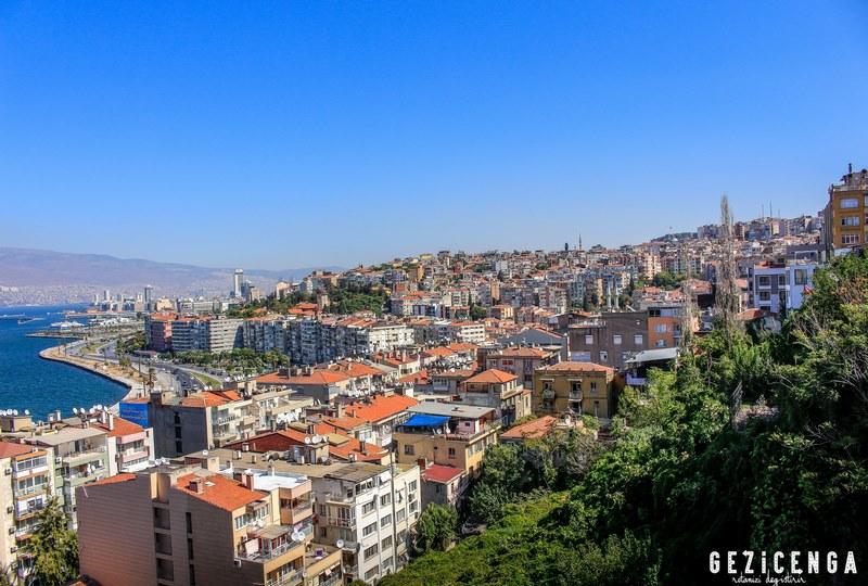 İzmir Tarihi Asansör Nerede - Nasıl Gidilir ? - Hakkında ...