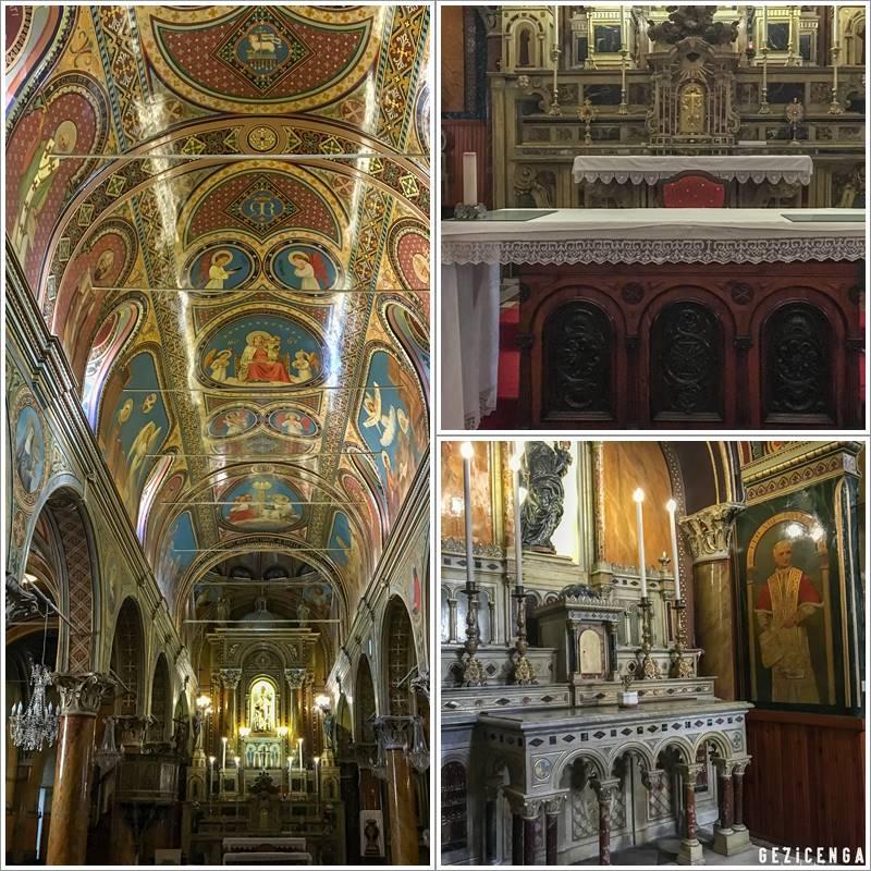 Saint Polycarp Kilisesi izmir