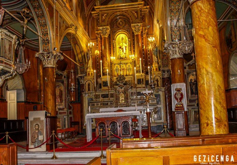 St Polycarp Kilisesi