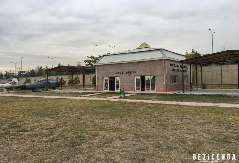 Ankara Hava Kuvvetleri Müzesi