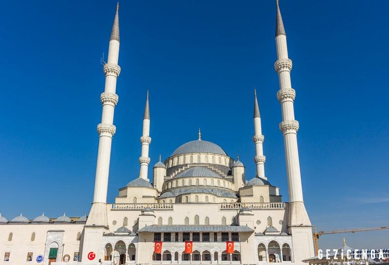 Ankara'da Görülecek Yerler