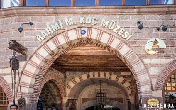 Çengelhan Rahmi M. Koç Müzesi Ankara