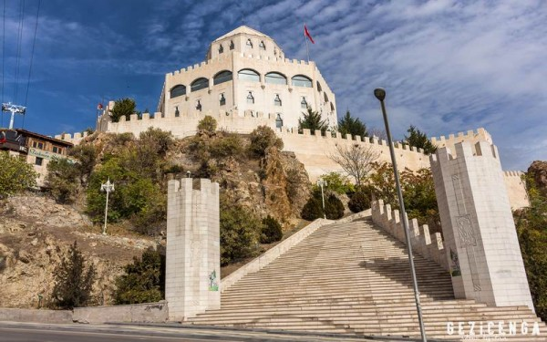 Estergon Kalesi Ankara