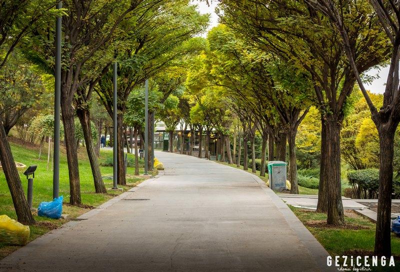 Göksu Parkı Ankara