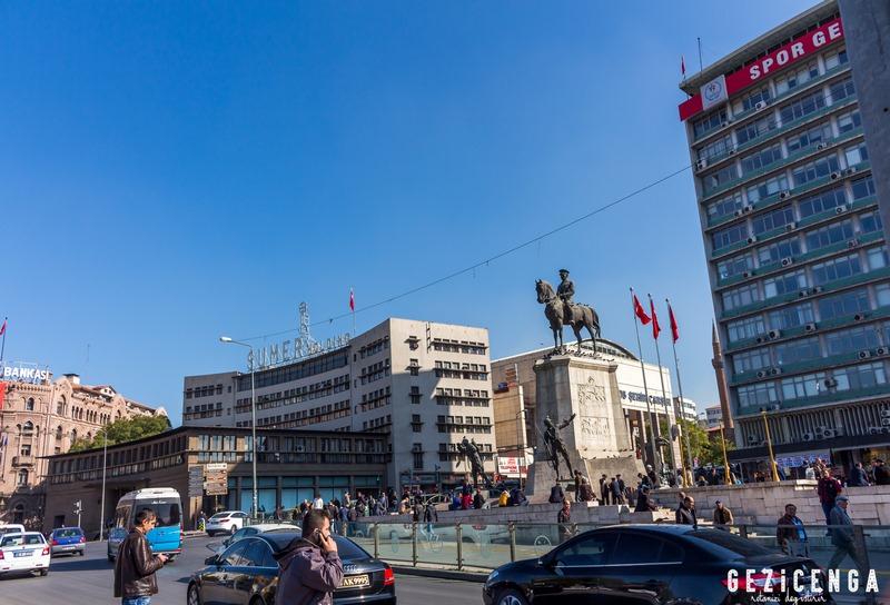 Günübirlik Ankara Gezisi