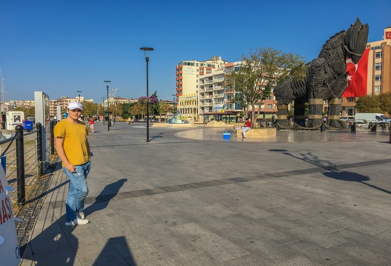 Günübirlik Çanakkale Gezisi