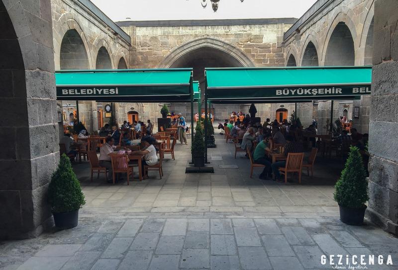 Kayseri'de Gezilecek Yerler