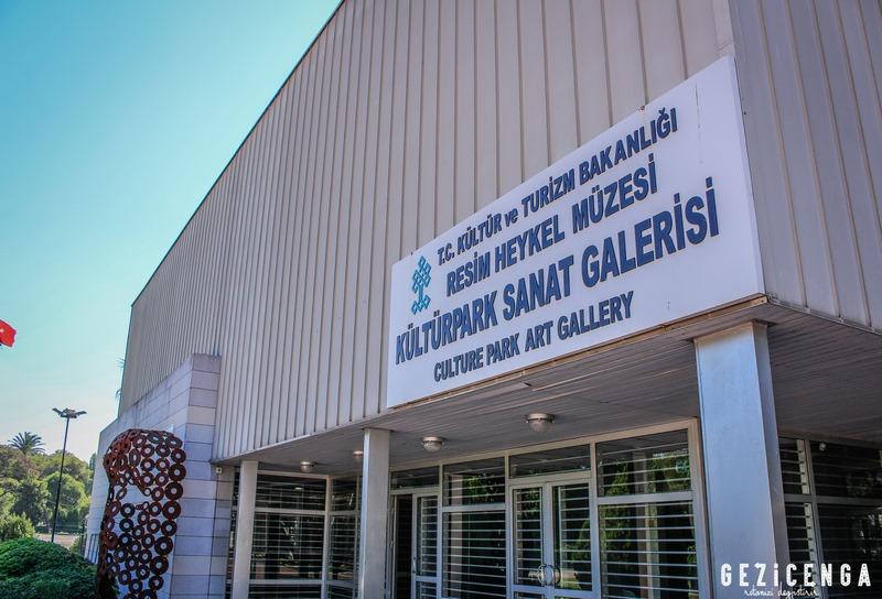 Resim Heykel Müzesi - Kültürpark Sanat Galerisiİzmir