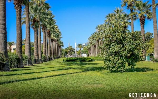 İzmir Kültürpark Fuar Alanı