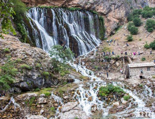 Kapuzbaşı Şelalesi | Aladağlar Milli Parkı, Kayseri