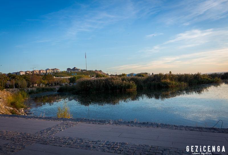 Mogan Gölü Ankara