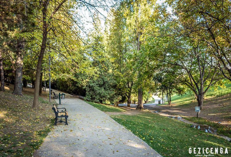 Seğmenler Parkı Ankara