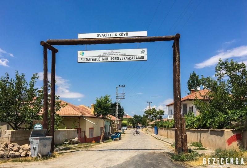 Sultan Sazlığı Milli Parkı Kayseri