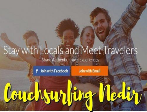 Couchsurfing Nedir ? | Nasıl Kullanılır ?