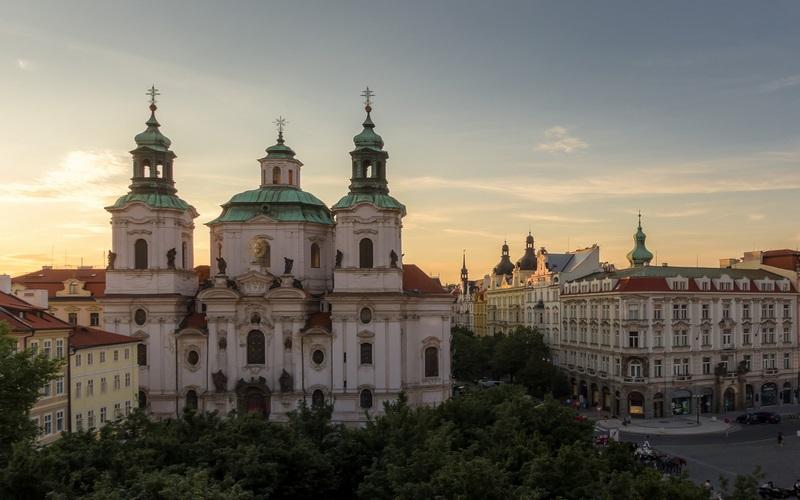 Prag Şehir Merkezi Otelleri
