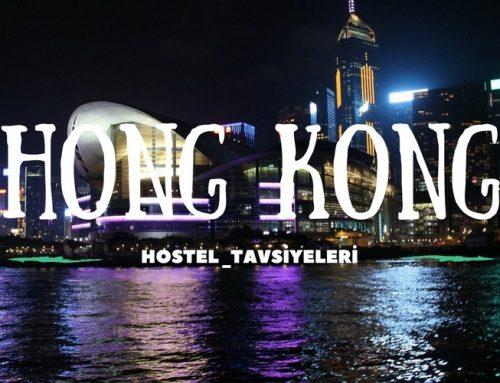 Hong Kong Hostelleri | En İyi 4 Hong Kong Hostel Tavsiyesi
